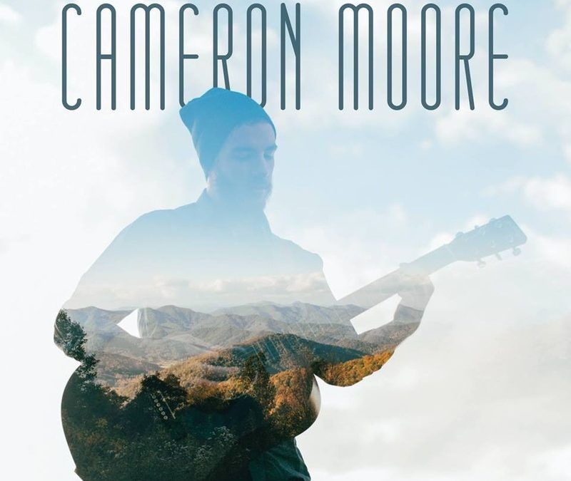 CAMERON MOORE CELEBRATES NEW EP AT RELEASE PARTY